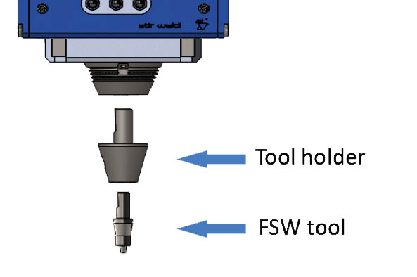 Stirweld's tools FSW