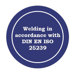 Stirweld FSW meets requirements ISO 25239