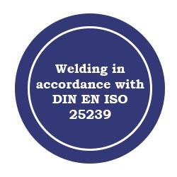 DIN ISO 25239 FSW Stirweld