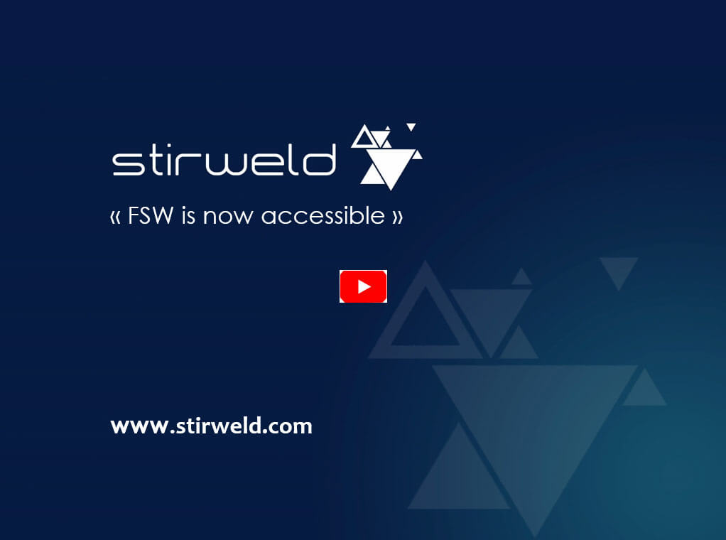 FSW in France with Stirweld