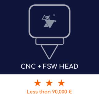price of friction stir welding machine