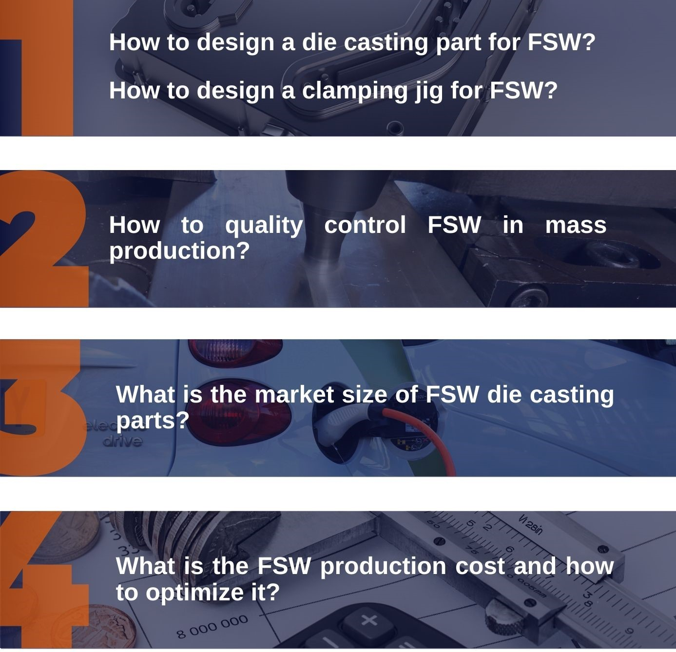 FSW formation automobile