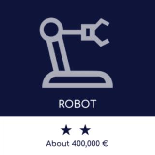 FSW: price of a robotic arm