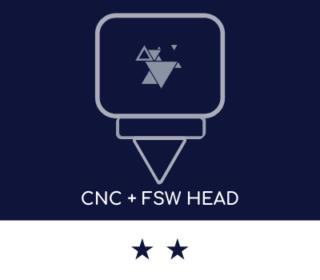 FSW equipment: work envelope