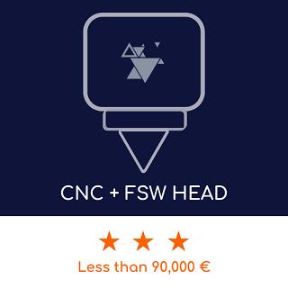 precio de una maquina FSW