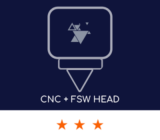 machine recommandée pour le FSW