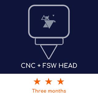 Equipement FSW: Délai de livraison d'un