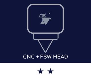Équipement du FSW : enveloppe de travail
