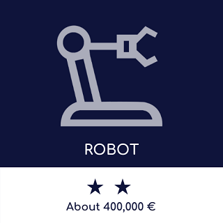FSW: precio de un brazo robotizado