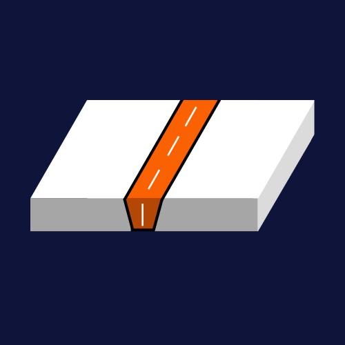 soldadura a tope por fricción-agitación