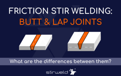 Friction Stir Welding: butt & lap comparison