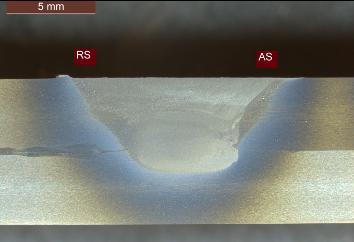 lap joint welding procedure