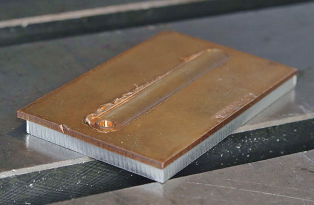 friction stir welding of aluminium and copper