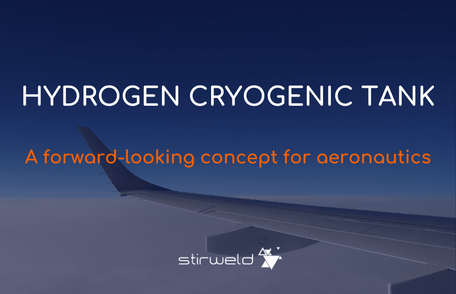 Kryogener Wasserstofftank: ein zukunftsweisendes Konzept für die Luftfahrt