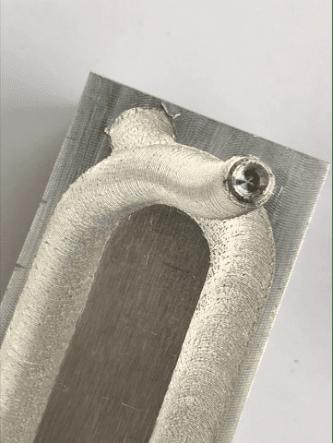 aluminium soudé par friction-malaxage