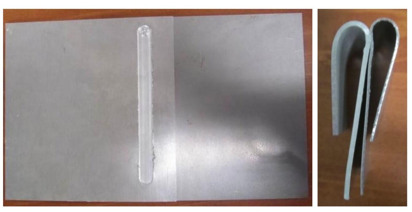 aluminium steel fsw