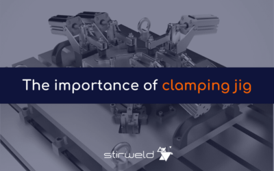 The importance of clamping jig