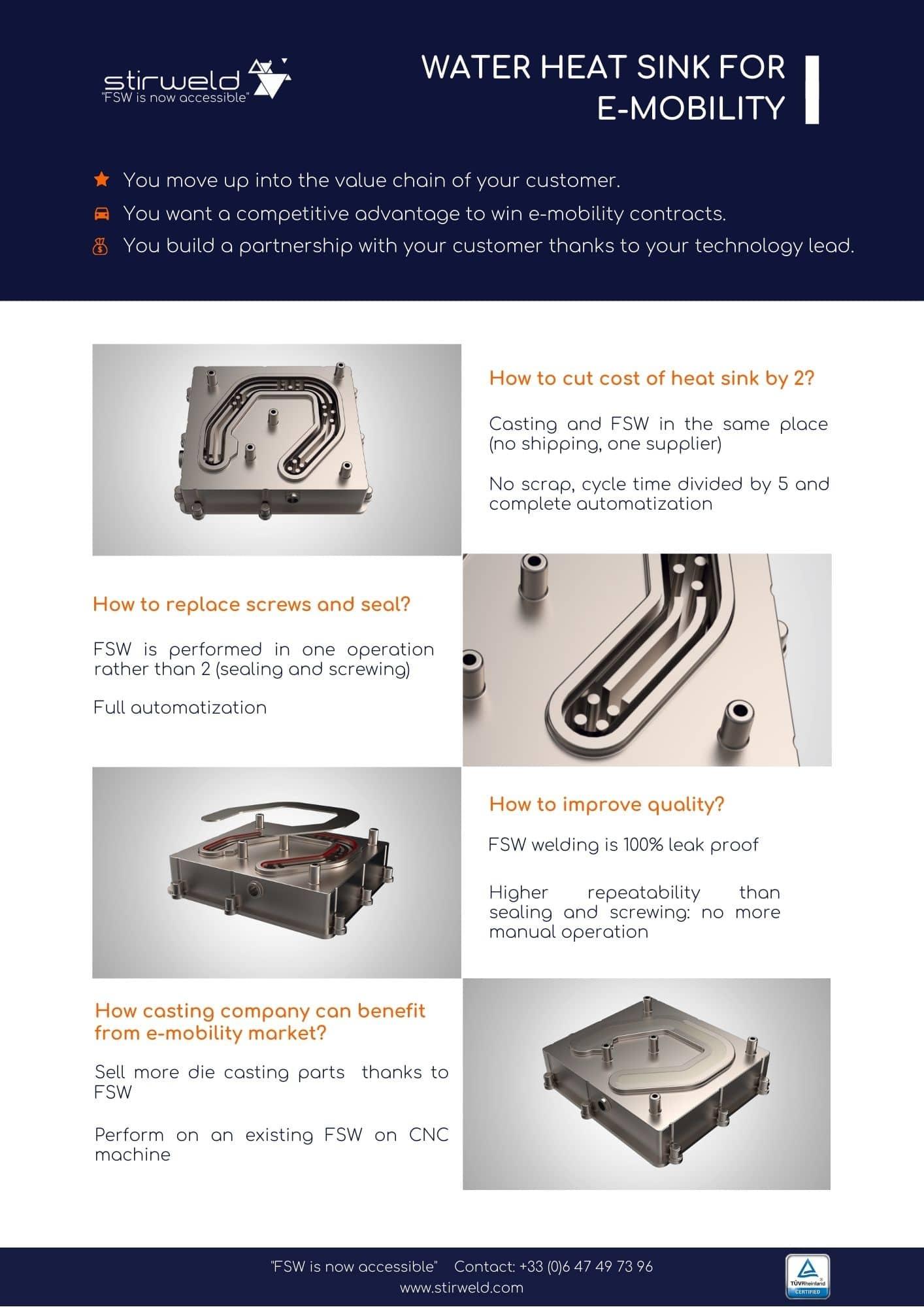 plaques froides mobilité électrique pdf