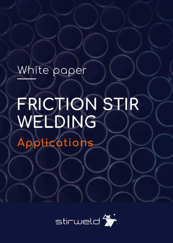 friction stir welding uses