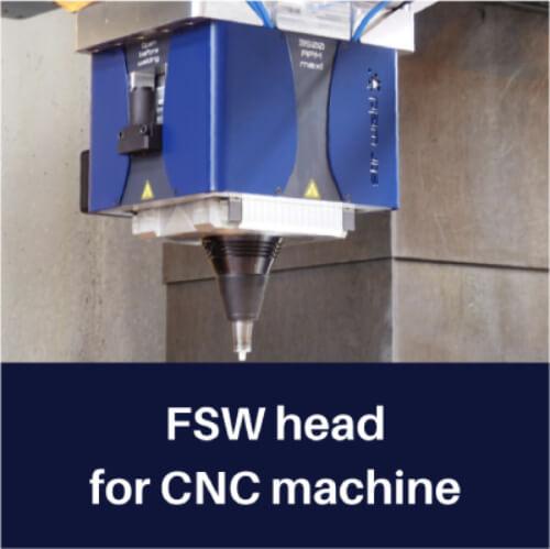 stirweld fsw head for cnc machine