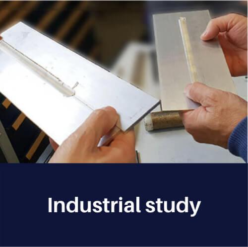 stirweld industrial study