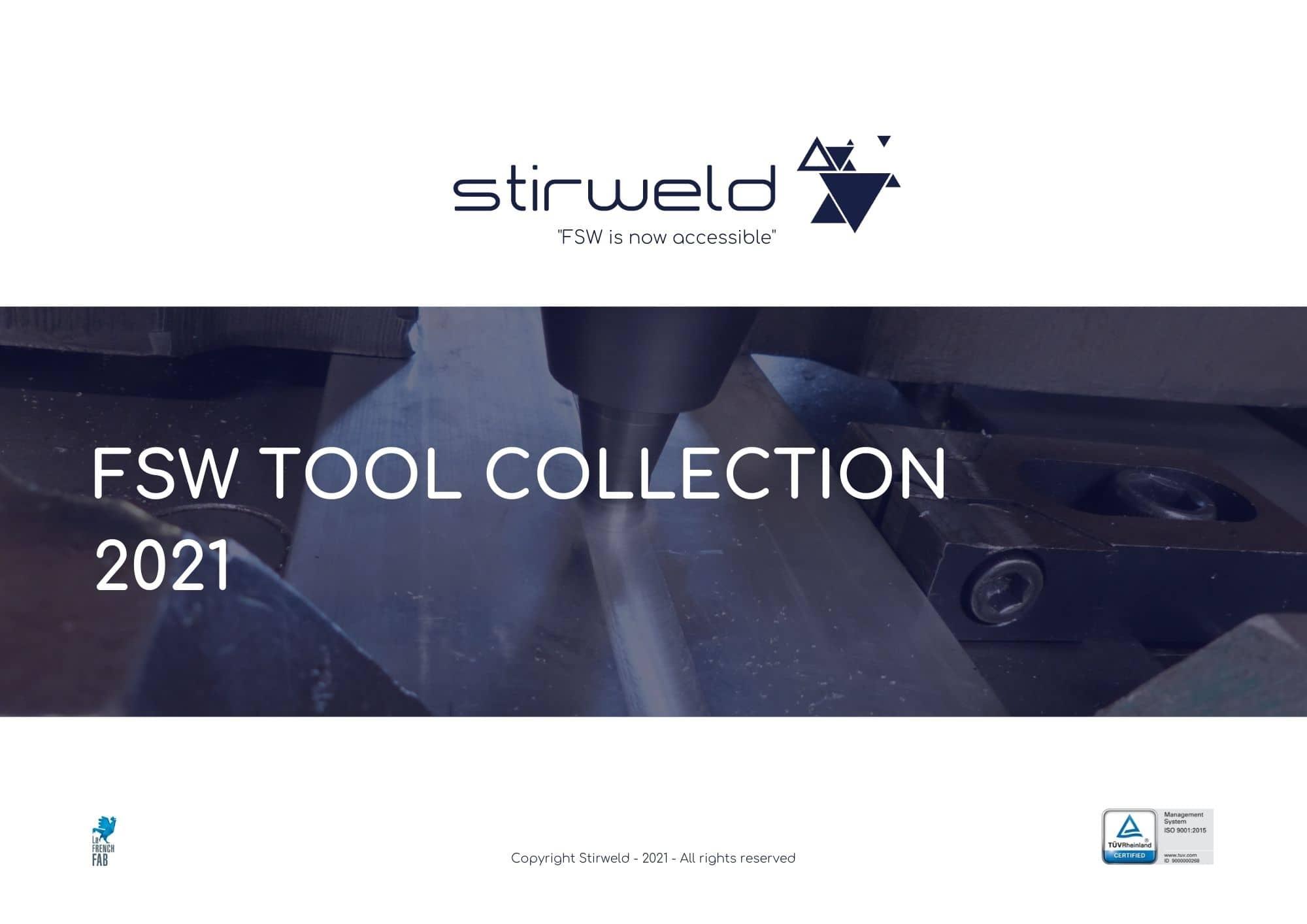 Outils FSW catalogue