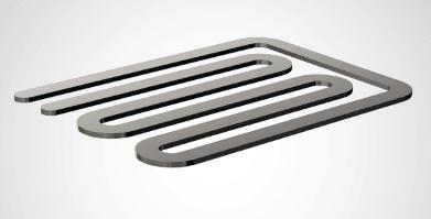 Design of liquid cooled cold plates