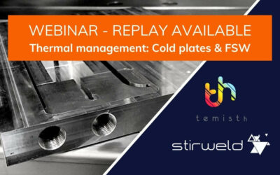 Thermal management: Cold plates & FSW